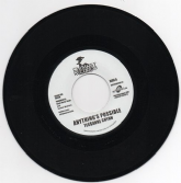 Rising Sun riddim: Tessanne Chynn - Anything's Possible / Zagga - My Destination (Chimney Records / Buyreggae) EU 7""